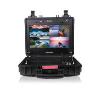 Desview SP17F 4K/UHD 4*3G-SDI In&Out/ 2*HDMI 2.0 In  portable Director Monitor